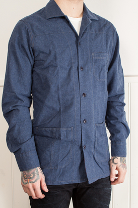 PM122-949 Henrik Overshirt